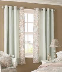curtains single window curtain inspiration decoration single