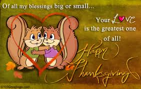my greatest thanksgiving blessing free ecards greeting