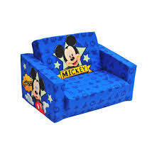 mickey mouse clubhouse flip open sofa with slumber mickey mouse clubhouse flip open sofa with slumber bed