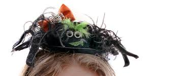 make your own spider hat