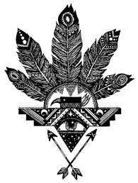 Indian Art Tattoo Designs Best 25 Indian Tattoos Ideas On Pinterest Native Indian Tattoos