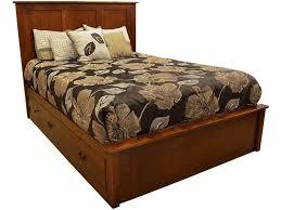 Indiana Bedroom Furniture by Daniel U0027s Amish Bedroom Concord Queen Bed G59170 Kittle U0027s