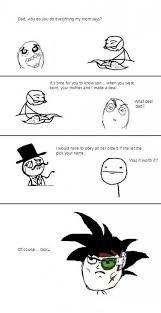All Memes With Names - funny meme dad names son goku anime pinterest son goku goku