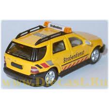 mercedes road service m class ml 320 german road service 1 72 d72h0545