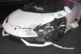 lamborghini costly lamborghini joyride police chase driver crashes