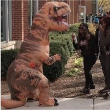 Jurassic Park Halloween Costume Buy Wholesale Dinosaur Inflatable Costume China