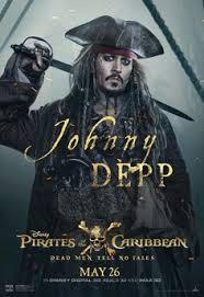 poster pirates 5 dead men tales u0027 dead