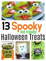 13 not so spooky halloween treats for kids mommy u0027s bundle
