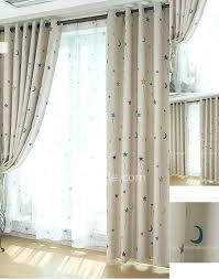 Blackout Nursery Curtains Uk Curtain Nursery Curtains Blue Light Blue Curtains With