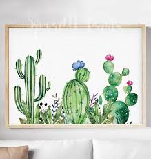 House Wall Decor Get 20 Cactus Decor Ideas On Pinterest Without Signing Up