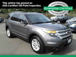 used ford explorer for sale in seattle wa edmunds