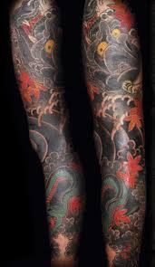 japanese tattoos from belgium u0027s great the hori tsuki kage article