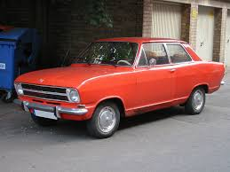 opel kadett 1978 opel kadett information and photos momentcar
