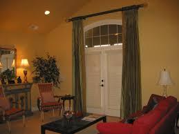 eyebrow window treatments bestar connexion ceiling fan uplight