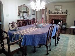 dining room table cloth custom table linens