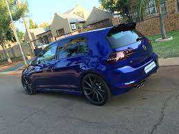volkswagen polo black modified lapiz blue golf7 r the volkswagen club of south africa