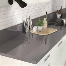 plan de travail cuisine gris anthracite enchanteur plan de travail cuisine gris anthracite et plan de