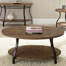 Oval Wood Coffee Tables Light Wood Coffee Table Sets Best Gallery Of Tables Furniture