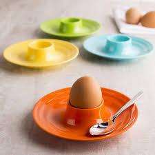 egg plate ksp colour melamine egg cup plates set of 4 multi colour