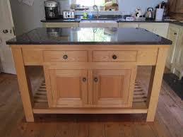 kitchen island unit granite topped kitchen island unit in yelverton devon gumtree
