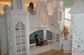 Princess Castle Bunk Bed Braun Castle Bunk Bed A Perfect Princess Castle Bed For Your Home