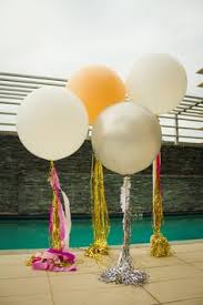 jumbo balloons 36 jumbo balloons in 25 new colors as seen in brides