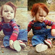 chucky costume 40 hair raising chucky costumes that ll freak you out