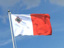 Matla Flag Flagge Maltas Kaufen 90 X 150 Cm Flaggenplatz At