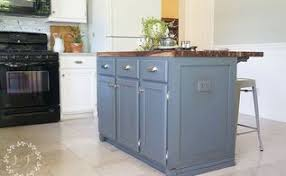 painted kitchen island wood kitchen islands in painted furniture hometalk
