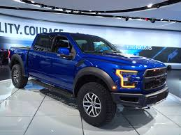 ford truck raptor north american international auto show 2016 2017 ford raptor