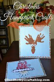 christmas handprint crafts kid approved glued to my crafts