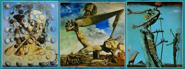 Image Gallery Controversial Paintings - 10 most famous paintings by salvador dali learnodo newtonic