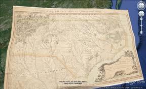 carolina world map historic overlay maps of carolina earth