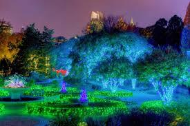 Botanical Garden Atlanta Lights Atlanta Botanical Gardens Transformed Into Winter Wonderland Gac