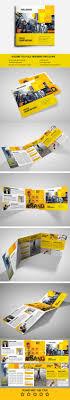 adobe indesign tri fold brochure template 44 best brochures images on flyer design brochures