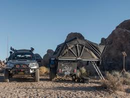 subaru forester off road lifted subaru forester adventure trailer camp setup fozroamer battlewagon