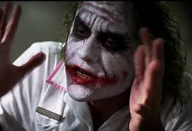 Dark Knight Joker Meme - everyone loses their minds know your meme