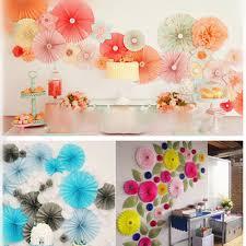 Wedding Decoration Home Aliexpress Com Buy Decorative Crafts 30cm 1pcs Flower Origami