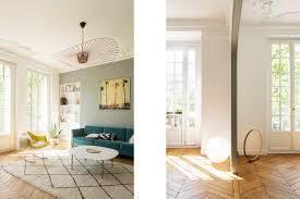 renovation appartement haussmannien appartement haussmannien lumineux à paris ternes bän architecture