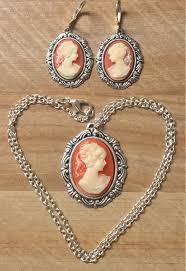 cameo antique necklace images Victorian set cameo pendants cameo woman antique cameo pendant jpg