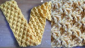 crochet pattern using star stitch shining star stitch allfreecrochet com