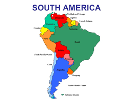 usa map ks2 south america intro ppt