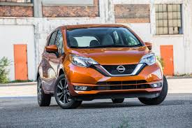 orange cars 2017 as small car sales wilt nissan refreshes 2017 versa note