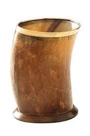 Vase Home Decor Dana Buffalo Horn Vase On Sale Foreign Affairs Home Decor