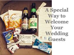 Welcome Baskets For Wedding Guests A Special Way To Welcome Your Wedding Guests U2014 Celebrations