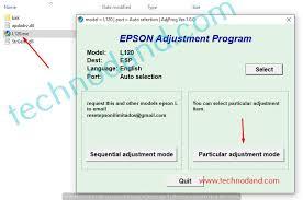 reset printer l210 manual cara reset printer epson l120 indikator berkedip service required