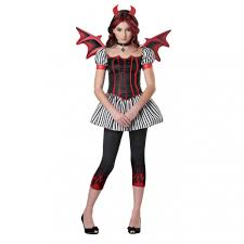 halloween delivery girls devil doll costume morph costumes us