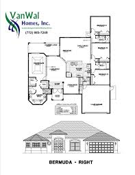custom homes vanwal homes