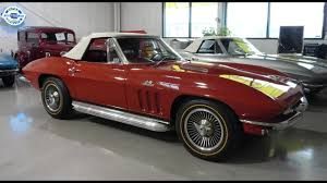 corvette 427 engine 1966 chevrolet corvette convertible in rally 427 engine