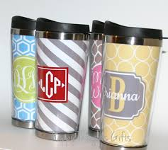 coffee tumbler travel mug personalized coffee tumbler